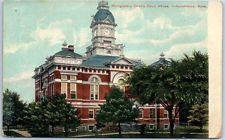 Preston Seely blog Montgomery Co KS courthouse ca 1911.jpg