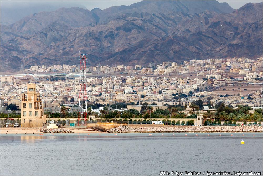 Jordan, Israel Eilat Red Sea