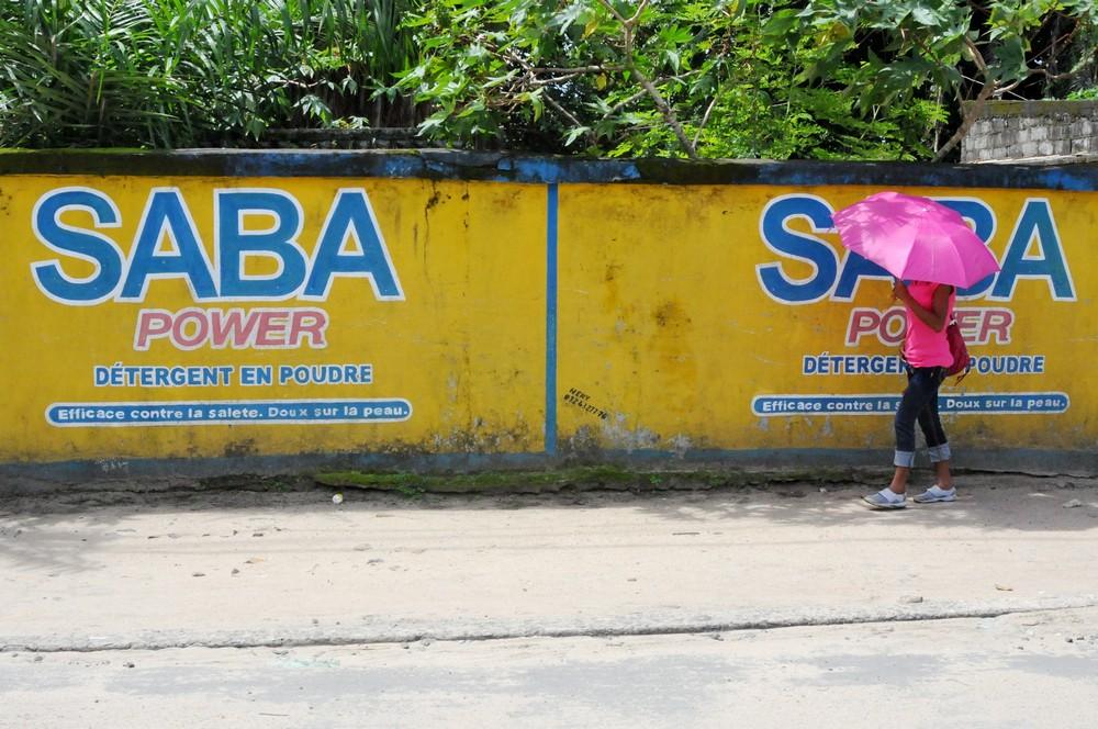 Мадагаскар. Незнакомка с зонтиком