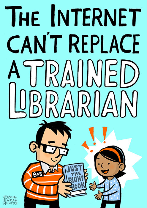 save libraries free posters