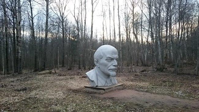 1108697 original Шалаш Ленина