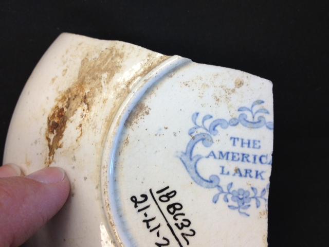 american lark saucer