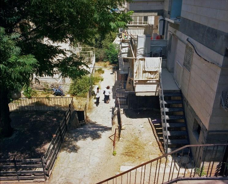 גלעד אופיר מכללת הדסה אדריכלות במרחב החרדי