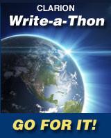 Write-a-thon badge_earth