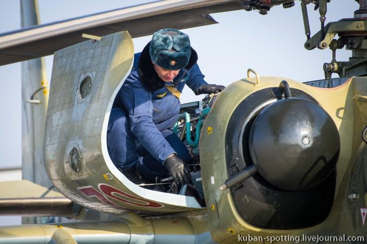 961522_original Летчики ЮВО осваивают недавно поступившие Ка-52