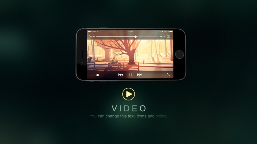Videohive App Presentation » free after effects templates   after effects intro template   ShareAE