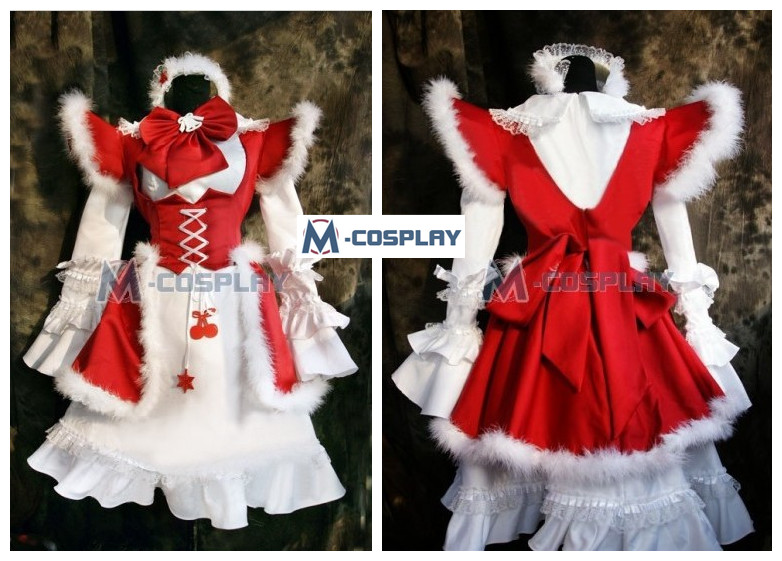 maid cosplay costume