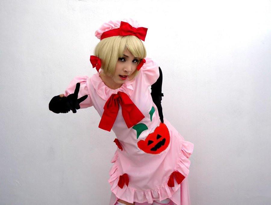 Umineko no Naku Koro ni cosplay