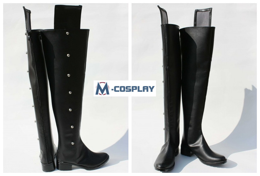 Bleach Dokugamine Riruka cosplay shoes