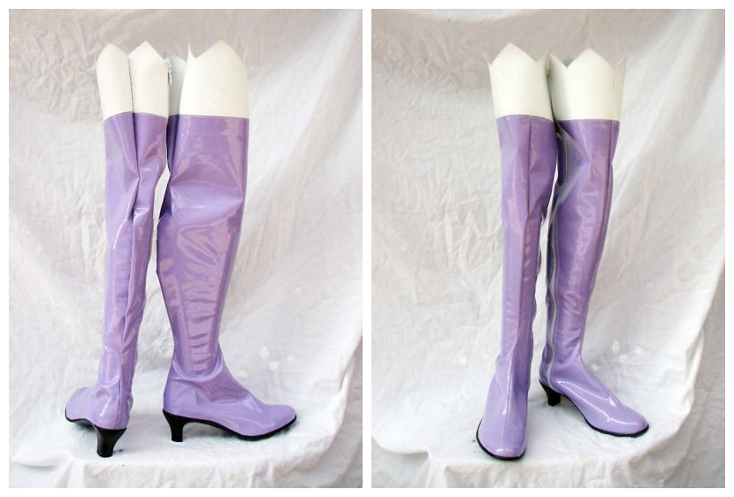 Macross Frontier cosplay shoes