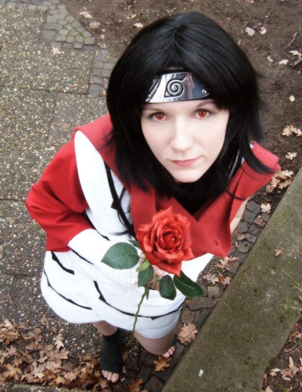 Naruto Yuuhi Kurenai cosplay