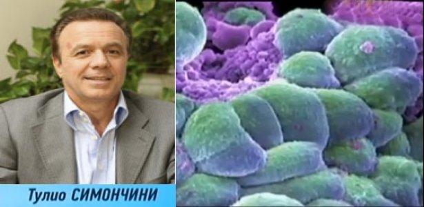 Онколог Туллио Симончини : Рак излечим, просто это кому-то не выгодно