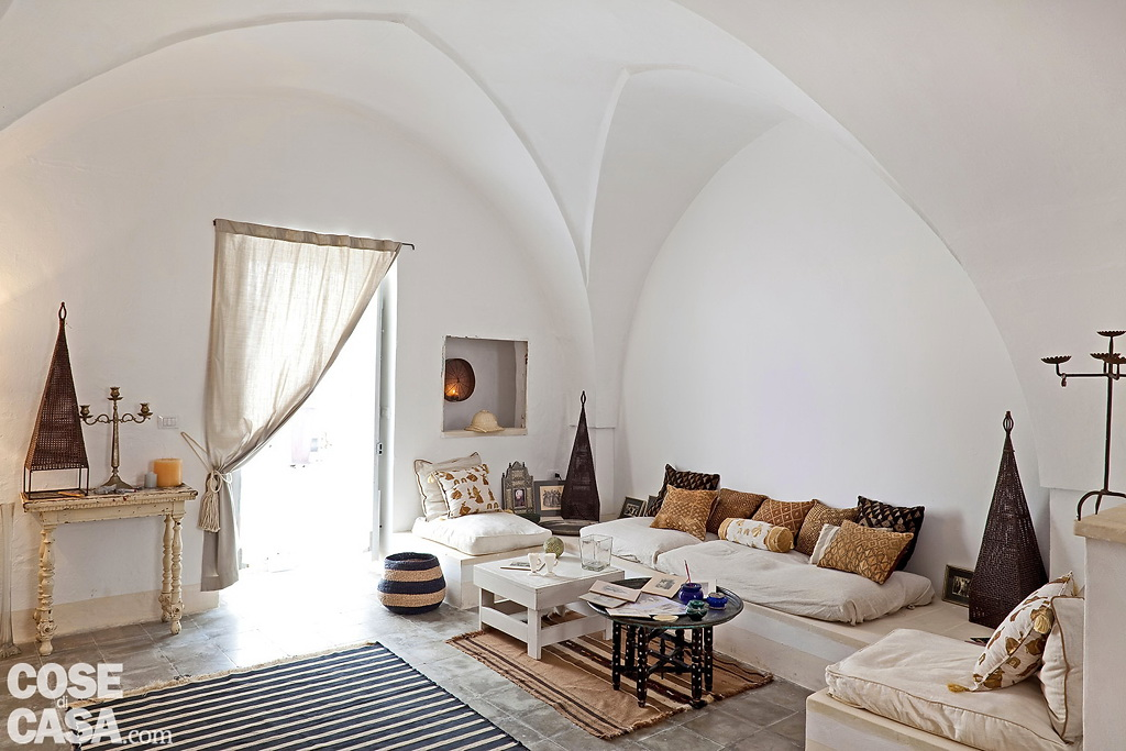 A rustic house in Puglia Italy