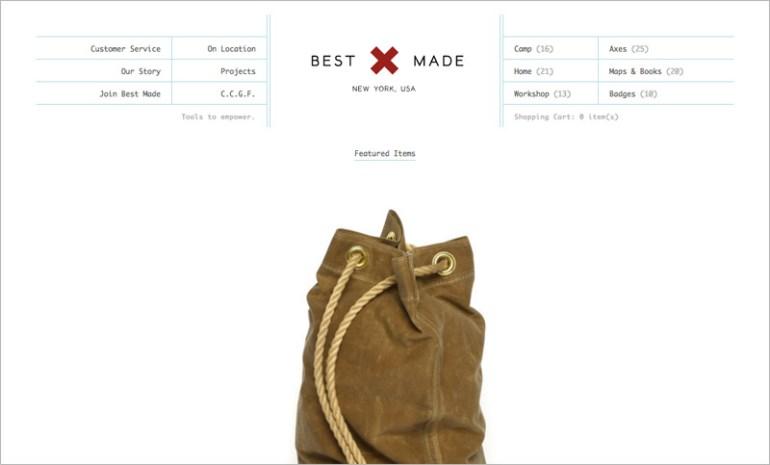 Сайт bestmadeco.com