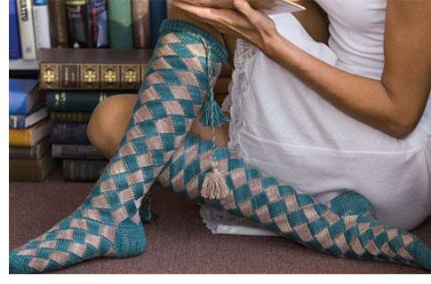 entrelac-knitting-socks-ex