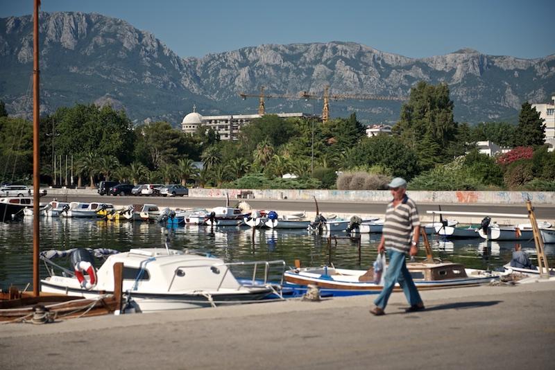 Старый Бар и окрестности, Черногория