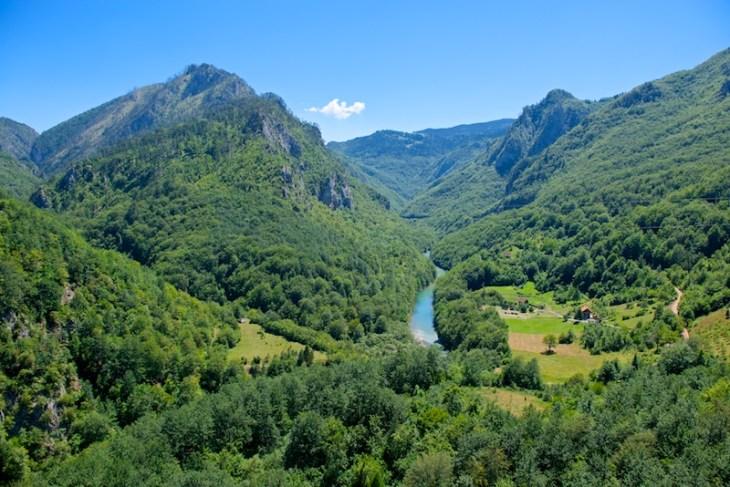 Национальный парк Дурмитор, Черногория