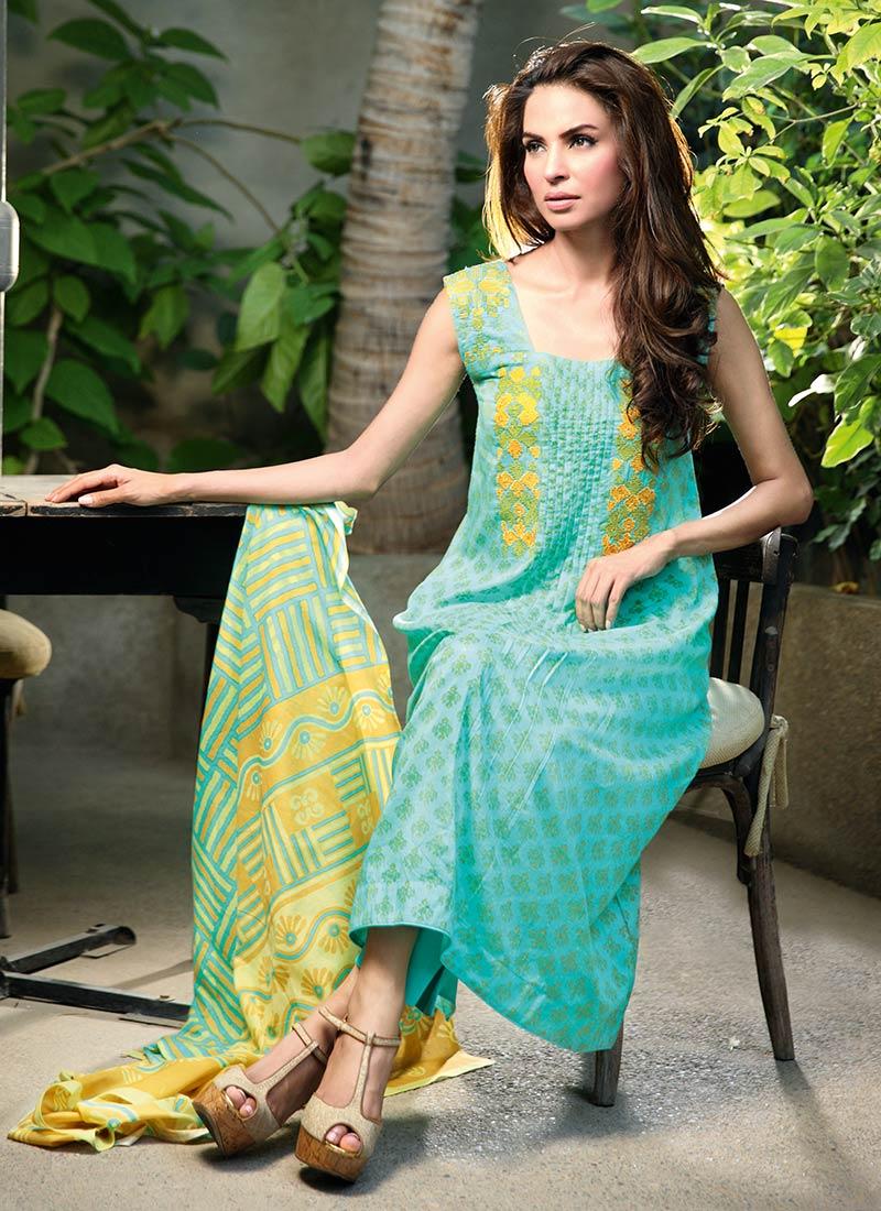 Gul Ahmed Designs At Cbazaar Ethnic Fashion Bollywood