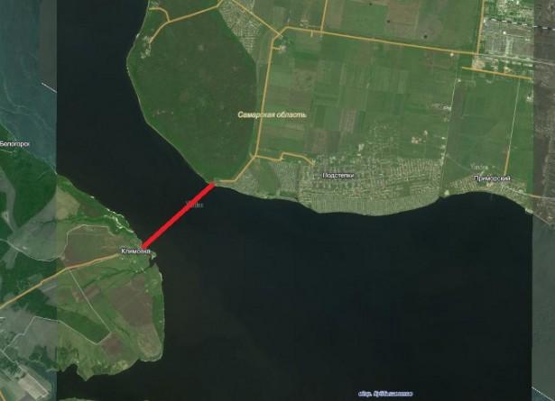 Мост через Климовку отправится в Сакский район?