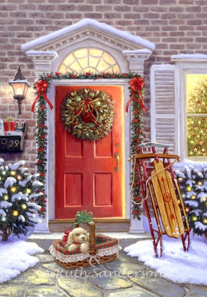 C003_Christmas-Doorway