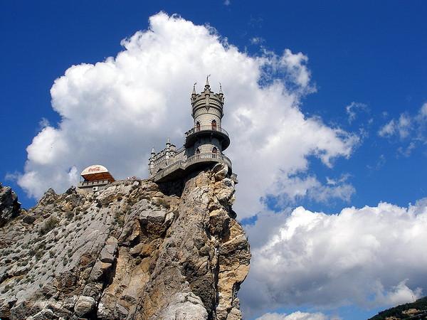 замок-Ласточкино-гнездо