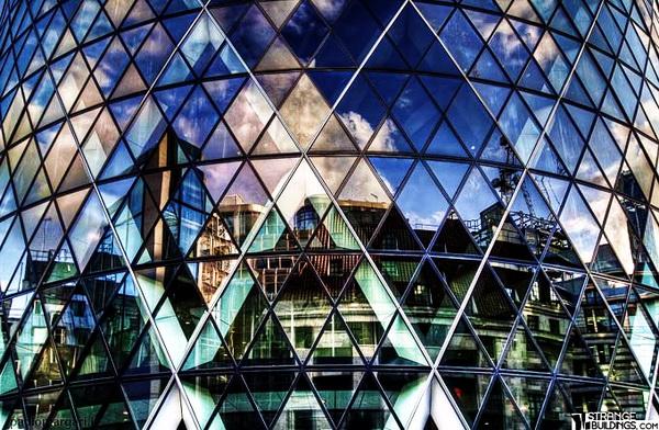Gherkin Building London