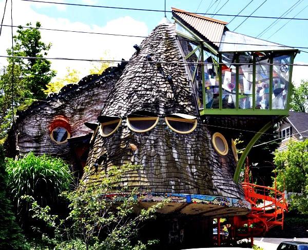 Mushroom House Cincinnati