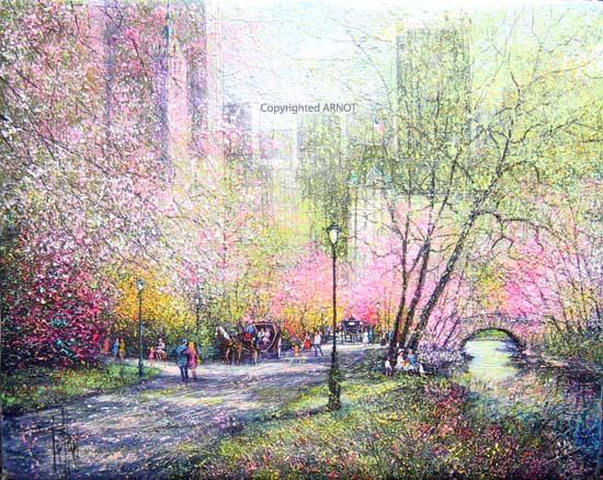 NY Promenade Central Park