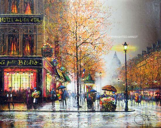 Paris le Soir