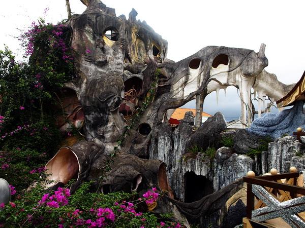 Hang Nga Villa – Dalat, Vietnam