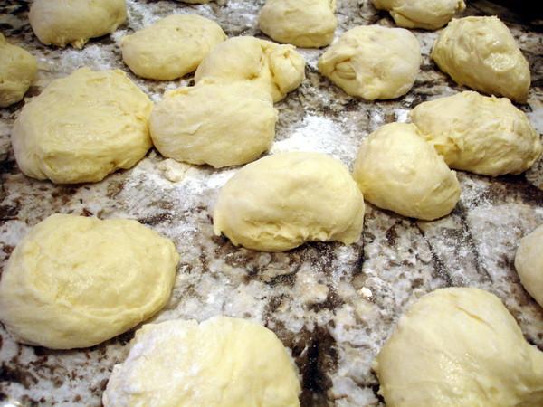 Dividing Dough