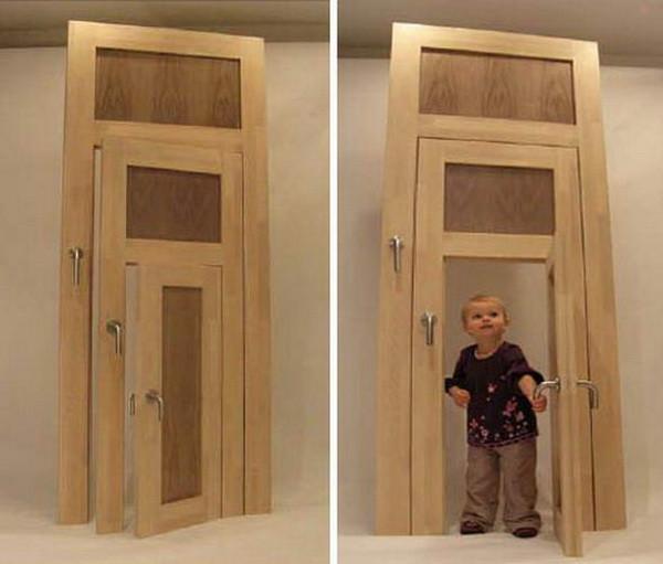 Baby Door