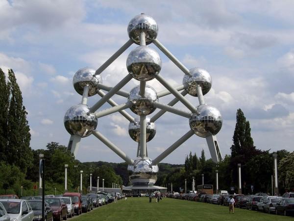 Atomium Brussels Belgium