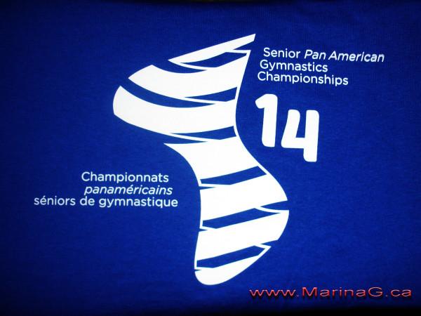 Senior Pan American Gymnastics Championships 2014