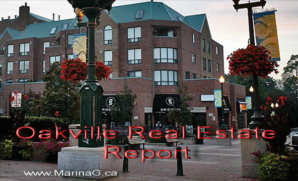 Oakville Real Estate
