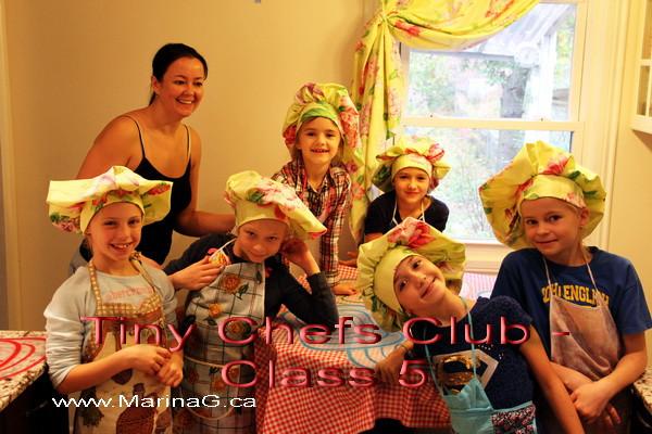 Tiny Chefs - Class 5