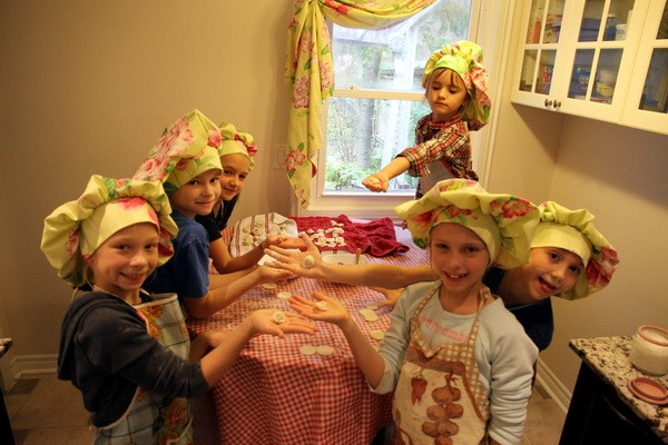 Tiny Chefs - Class 5 11