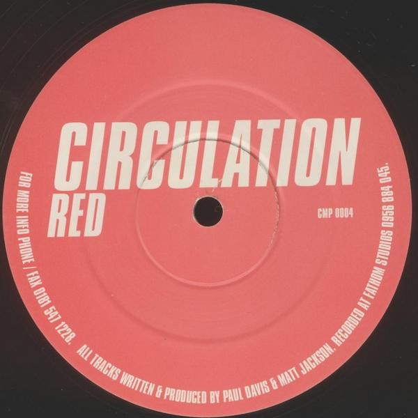 circulation - red