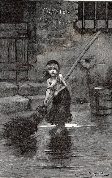 Les Miserables illustration