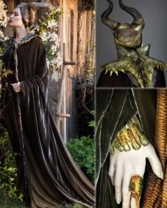 maleficent-angelina-jolie-costume-snakeskin-horns-ring
