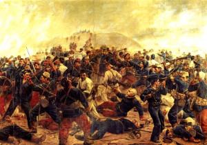 Arica_battle