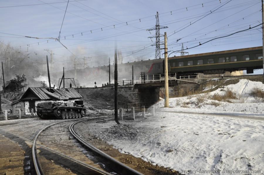 04.Сталинград 1942-Волгоград 2013. Немецкая САУ Штурмгещютц