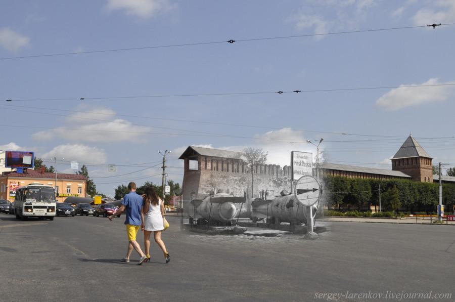 04.Smolensk 1941-2013 Victory bomba Square