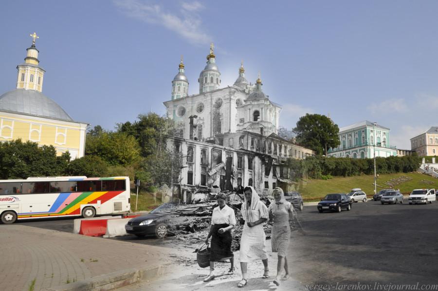 26.Smolensk 1942-2013 diccionario de sinónimos en el Cerro Catedral