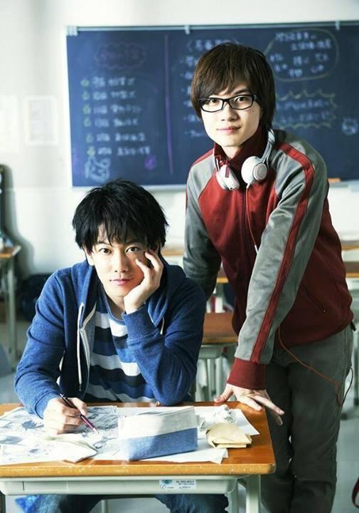 Bakuman Live Action Sub Indo : bakuman, action, Takeru, Kamiki, Ryunosuke, Starred, Bakuman, Action, Movies