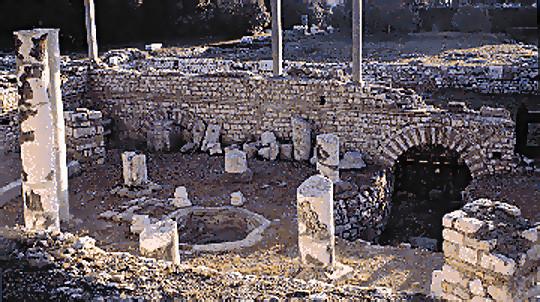 Cemenelum-basilica