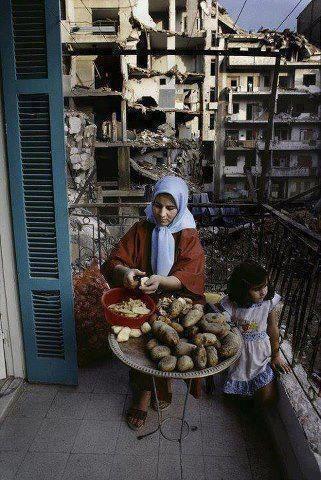 bread and destruction