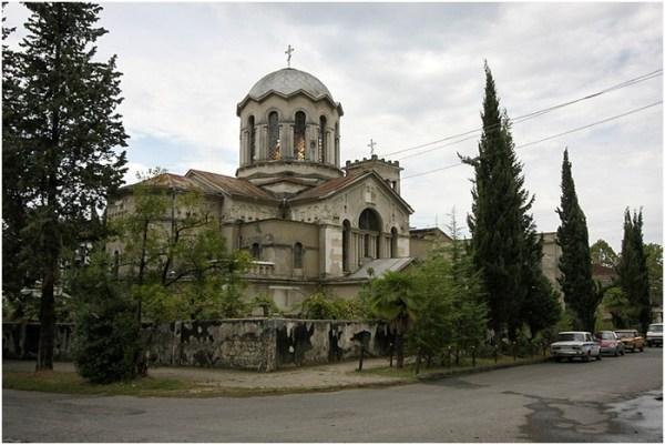 Благовещенский собор в Сухуми