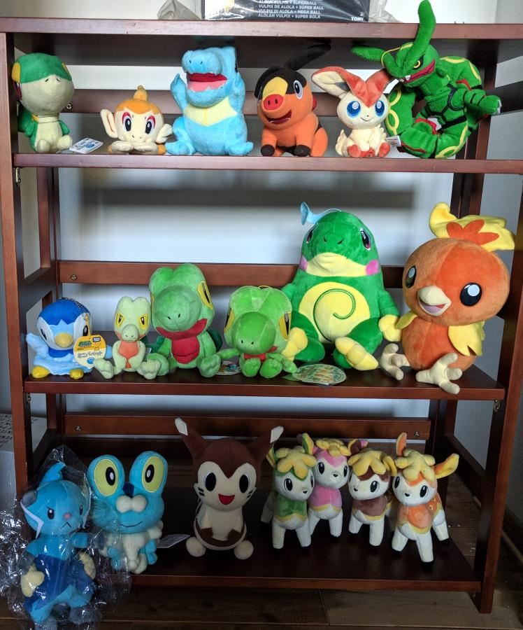 Permanent Pokemon Sales post  Plush Listings  PREPARE TO