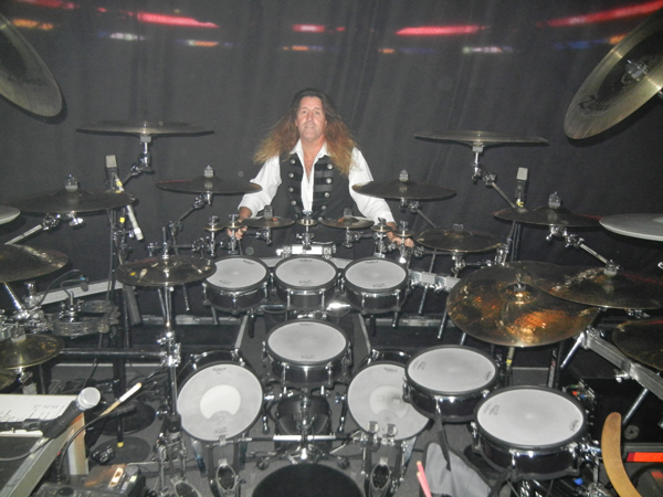 The Trans Siberian Orchestra Interviews Jeff Plate
